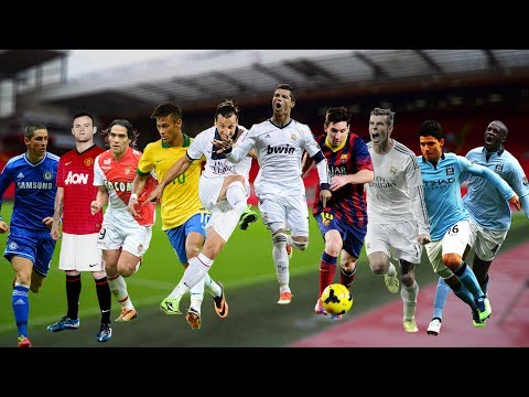 10 Highest Paid Football (Soccer) Players In The World