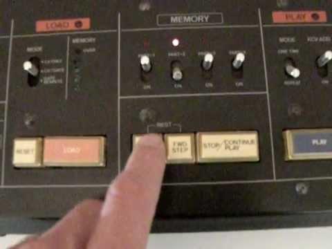 Roland CSQ600 Minimal Test with SCI ProOne