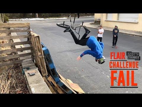 FLAIR CHALLENGE FAIL!