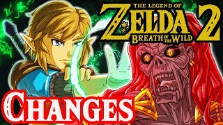 Breath of the Wild 2 Needs These Changes!