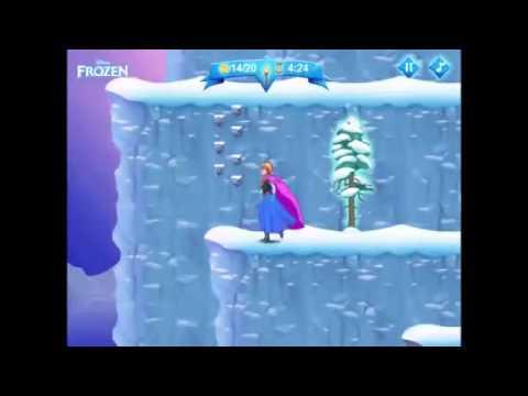 Disney S Frozen Full Movie Game Double Trouble Flash Full ...
