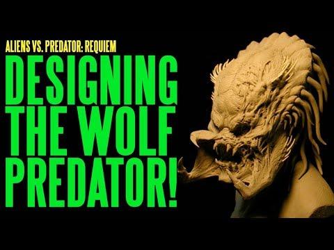 AVPR Designing Wolf Predator
