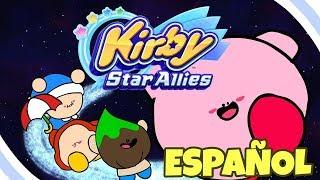Kirby Star Allies - Making Friends [ESPAÑOL]