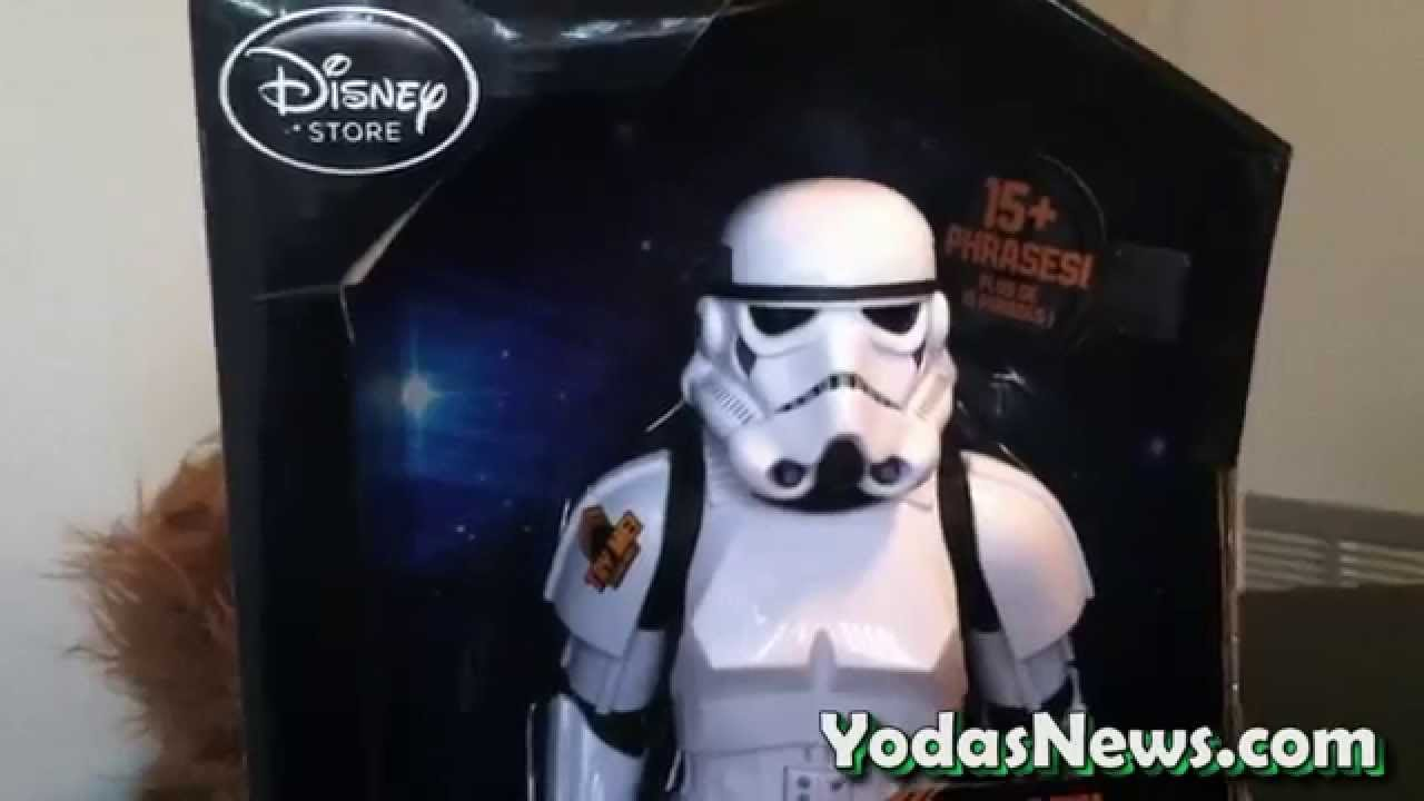 Star Wars Disney Store Star Wars Disney Store 13