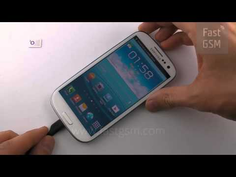 Unlock Samsung Galaxy S3 by USB Cable - Direct Source