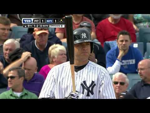 MLB 2014 SpringTraining 2014 02 27 Pittsburgh Pirates@New York Yankees