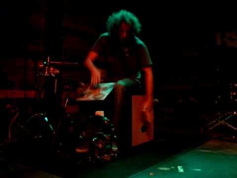 Crazy Drum Solo/Stinky's Song - Chris Steele (Live)