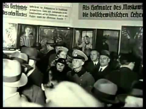 the third reich and entartete knst essay · art in the third reich (8 of 8) - duration: 14:42 munich 1937 - l'exposition d'art dégénéré (entartete kunst) du régime nazi - duration: 4:48.