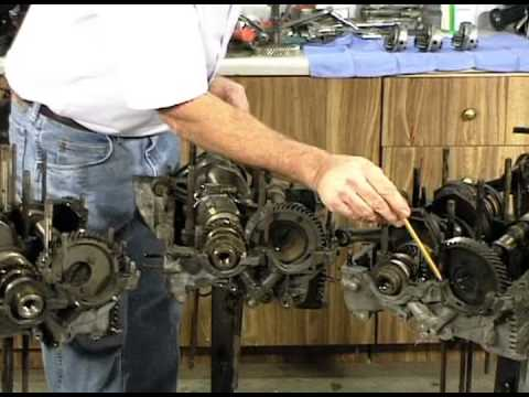Sample clips from: Bug Me Video -Volume 3 Complete Engine Rebuild DVD (Volkswagen Bug, early Bus)