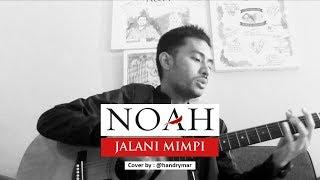 download lagu Noah - Jalani Mimpi Cover By Handry gratis