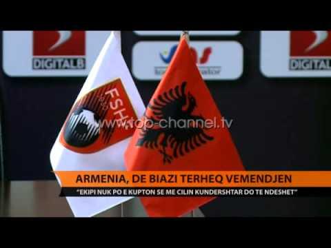 De Biasi frenon euforinë, vlerëson Armeninë - Top Channel Albania - News - Lajme