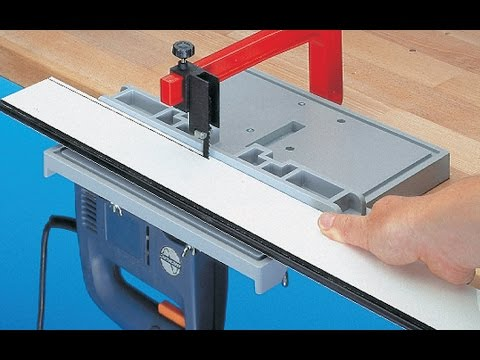 Jigsaw Table + Scroll Saw Adapter project-straight precise cut. Bosch. B+D.. www.neutechnik.com