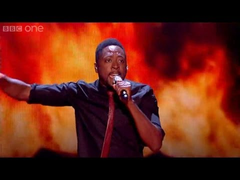 The Voice UK 2013 | Matt Henry performs Girl On Fire - The Live Semi-Finals - BBC One
