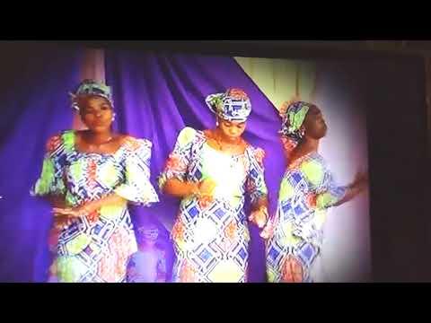 video093 Ogusken..... Onyieche of Ebiraland doing what she knows how to do best. Ebira Music