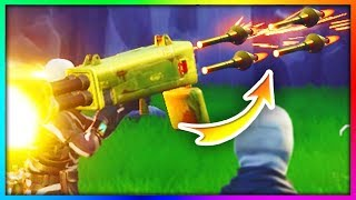 EARLY Gameplay of *NEW* Guns That Might Be Added in Season 6! - Fortnite