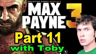 Max Payne 3 - OUT OF BULLETS - Part 11