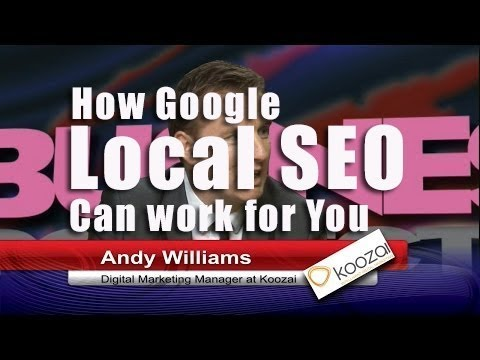BCL07 The Power of Google Local SEO