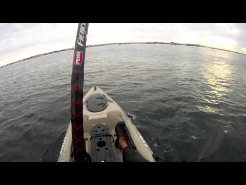 Kayak Fishing: King Mackerel at Santa Rosa Beach. Florida