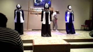 Life Changing Mime Ministry-Break Every Chain