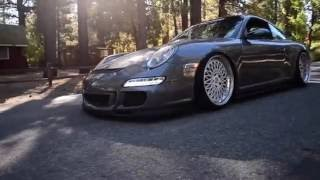 Ryan's Bagged Porsche 997