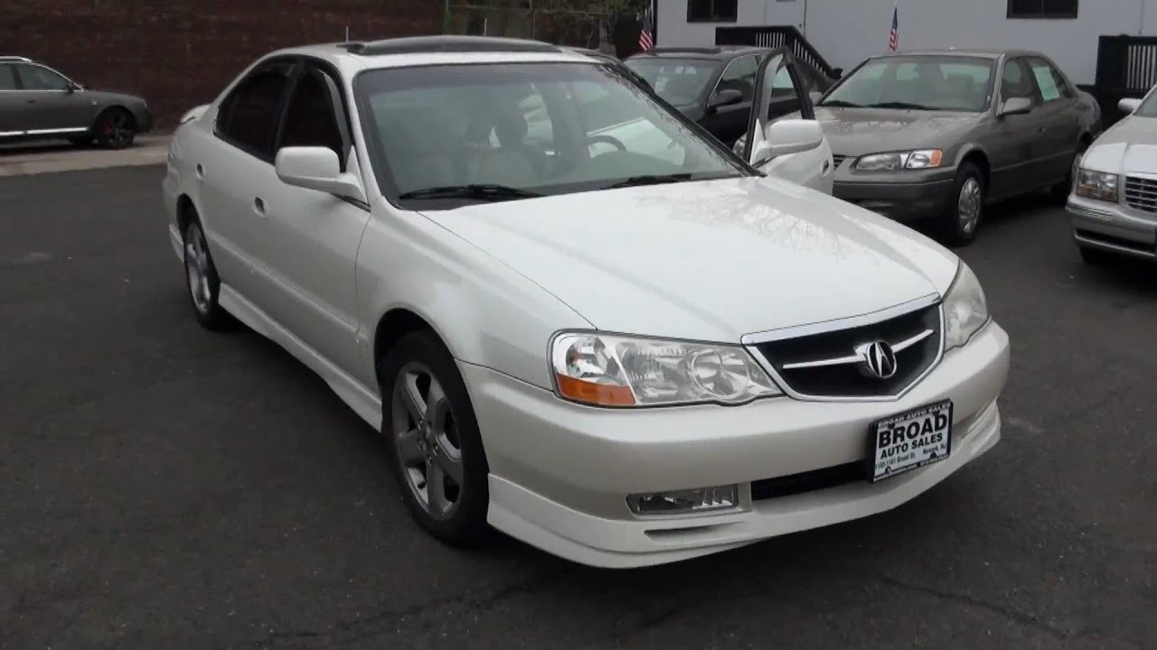 2002 Acura Tl Type S Navigation Vtec Youtube