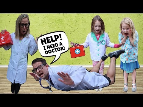 Doctor Jason Becomes a TOY Doctor!