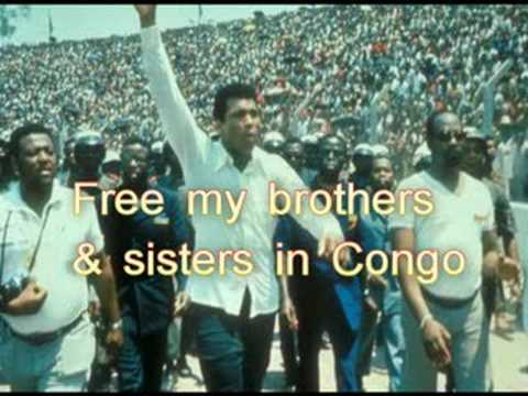 Congo-Zaïre For Obama Featuring Mbilia Bel