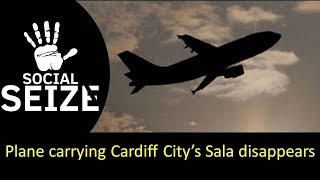 Plane carrying Cardiff City's Sala disappears II  The World News 🇨🇵⚽
