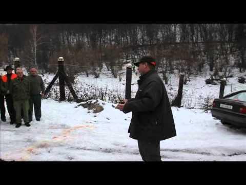 """Božićni lov - LD """"Klek"""" Ogulin 12.12.2010."""