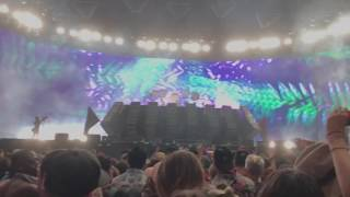 GALANTIS- Hunter Live At Coachella 2017