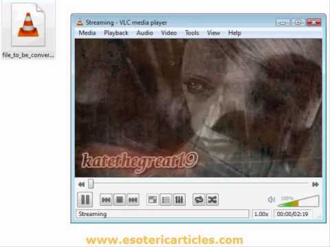 How To Convert Mp4 To Mp3 Using Vlc Media Player video