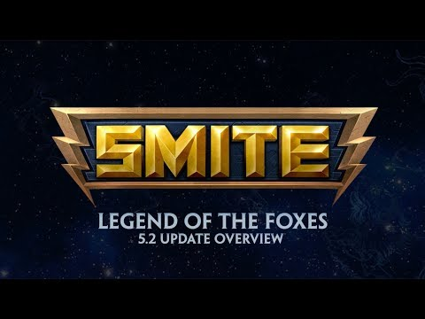 SMITE - 5.2 Update Overview - Skins & Balance Changes