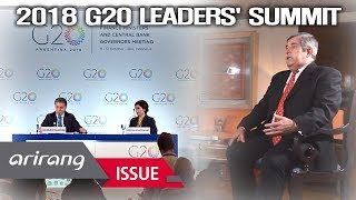 [The Diplomat] Preparations for 2018 G20 Leaders' Summit / Jorge Roballo Ambassador