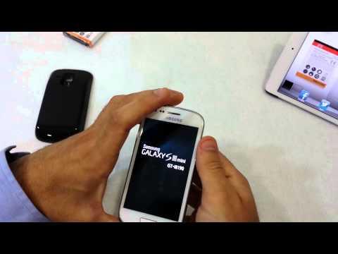 Bateria Samsung Galaxy S3 mini i8190 Alta Capacidad 3500mAh