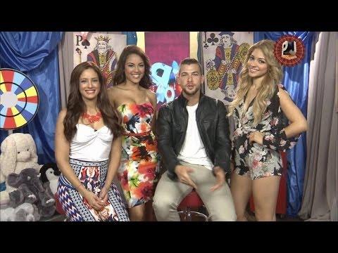 Reencuentro de las bellezas latinas en Premios Juventud