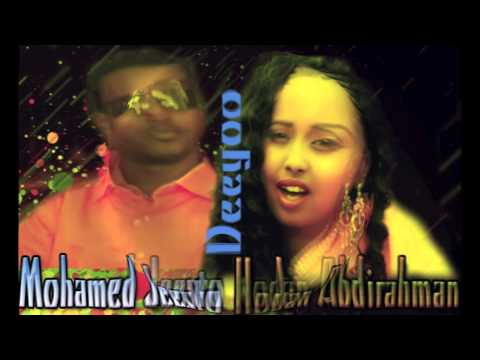 Hodan Abdirahman iyo Mohamed Jeesto Hees Cusub Godol Jaceyl By Deeyoo Music 2013