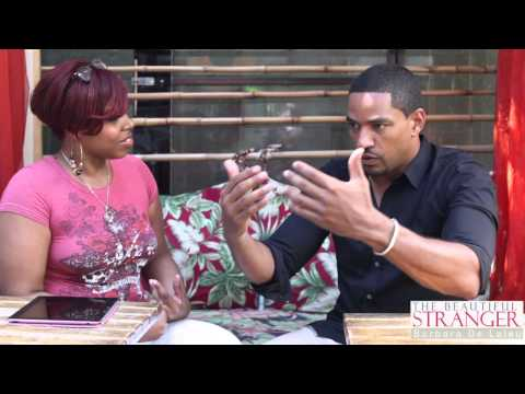 Barbara De Laleu Interviews NBC Deception Star Laz Alonso