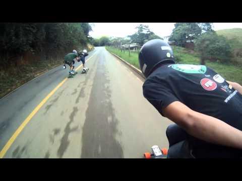 Viana Downhill Forfun - Skate Longboard Espirito Santo