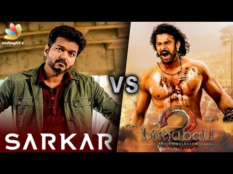 Sarkar Beats Bahubali Record ? | Vijay's Thalapathy 62 | Hot Tamil Cinema News