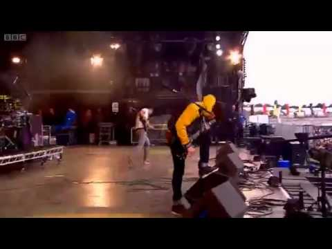 ENTER SHIKARI - Reading Festival. August 2011