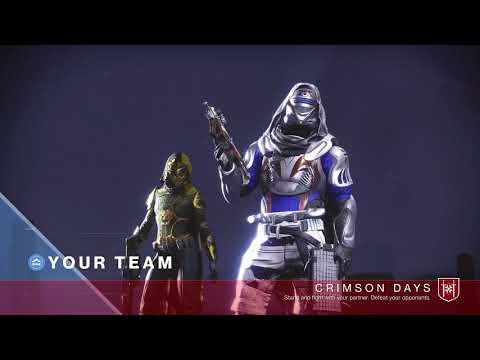 MLG CRIMSON DOUBLES! | Funny Destiny 2 Crimson Days Gameplay