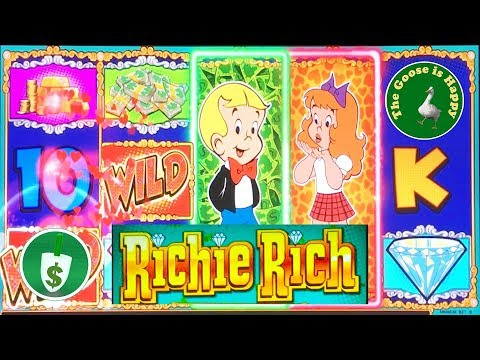 😄 Richie Rich slot machine, Happy Goose