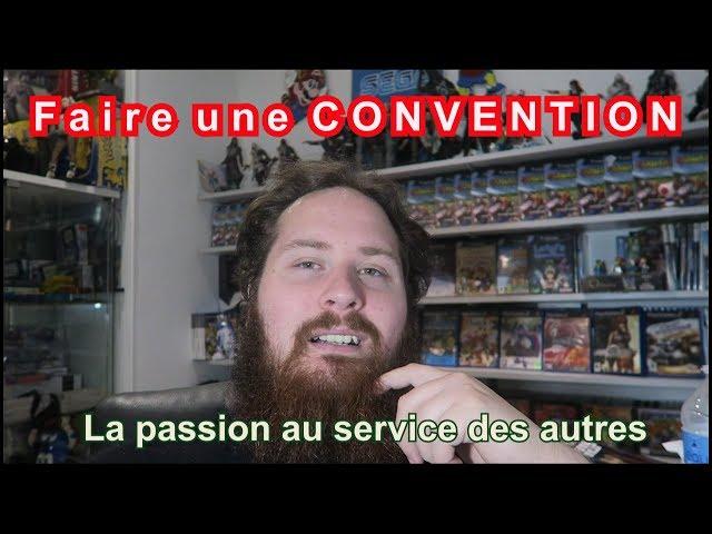 Comment j'ai fais MA CONVENTION GEEK ? #episode 1