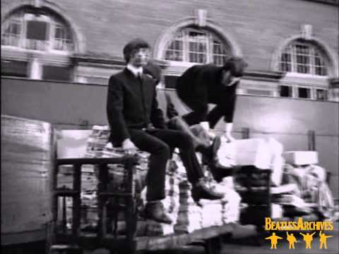 The Beatles - A Hard Day's Night - Music Video - NO CREDITS - HQ