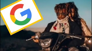 Juice WRLD - EMPTY But every word is a google  Funny image | MEME COMPILATION