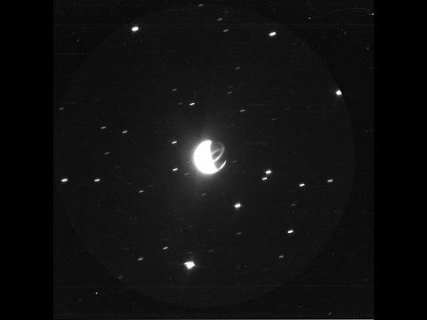 Apollo 16 UVC slideshow Far Ultraviolet Camera/Spectrograph S201 AS16-123