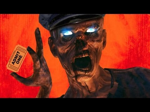 Zombie Bus (call Of Duty: Black Ops 2 Zombies) video