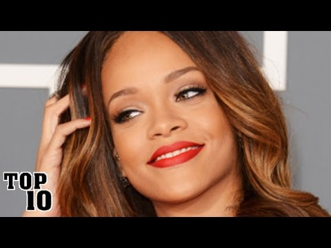 Top 10 Facts About Rihanna