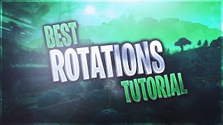 Fortnites FASTEST Rotation Tutorial