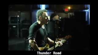 Bruce Springsteen - The Promise  (sub Ita)